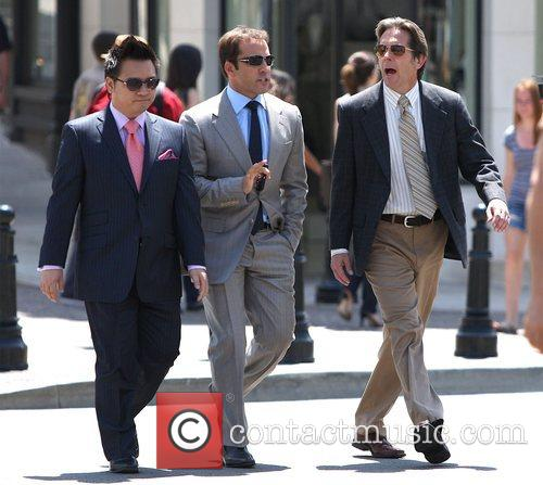 Jeremy Piven, Gary Cole and Rex Lee 4