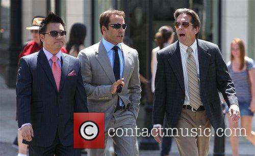 Jeremy Piven, Gary Cole and Rex Lee 2