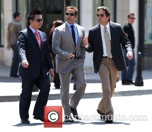 Jeremy Piven, Gary Cole and Rex Lee 7