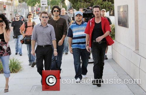 Kevin Connolly, Adrian Grenier, Jerry Ferrara and Kevin...
