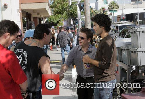 Kevin Dillon, Kevin Connolly and Adrian Grenier...