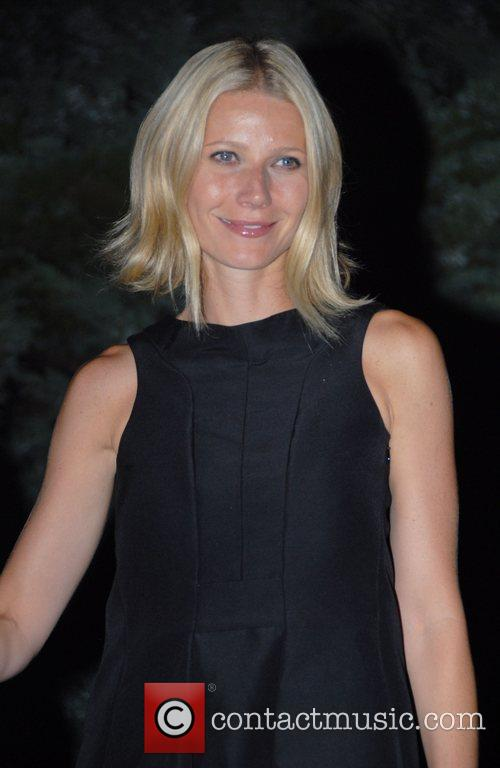 Gwyneth Paltrow Equine Rescue Benefit at the home...