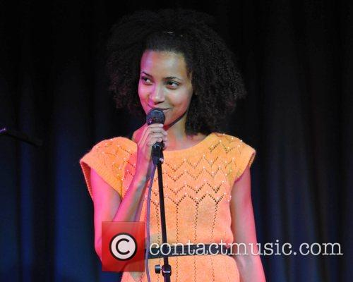 Esperanza Spalding performs in Jazziz Bistro at The...