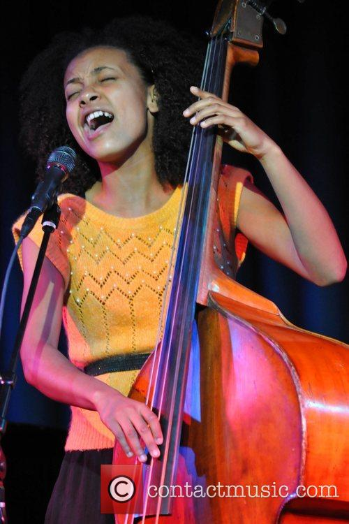 esperanza spalding performs in jazziz bistro at the seminole hard rock hotel 2025397
