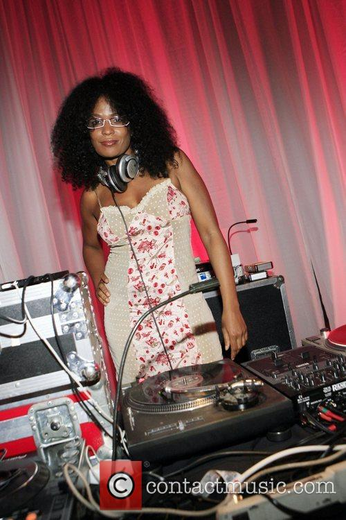 DJ Beverly Bond  The launch of the...
