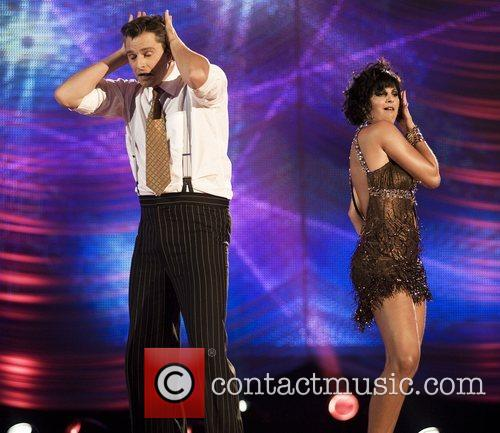 Austria's Dorian Steidl and Nicole Kuntner Eurovision Dance...