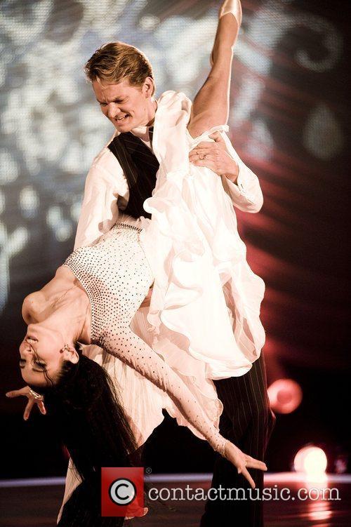 Finland's Maria Lund and Mikko Ahti Eurovision Dance...