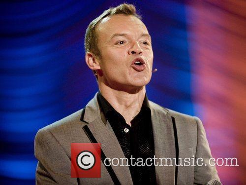 Host Graham Norton Eurovision Dance Contest at the...