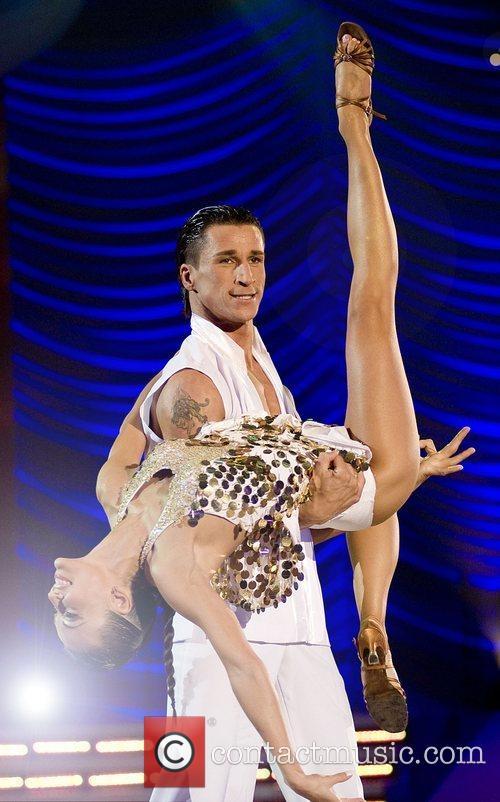 Lithuania's Saulius Skambinas and Karina Krysko Eurovision Dance...