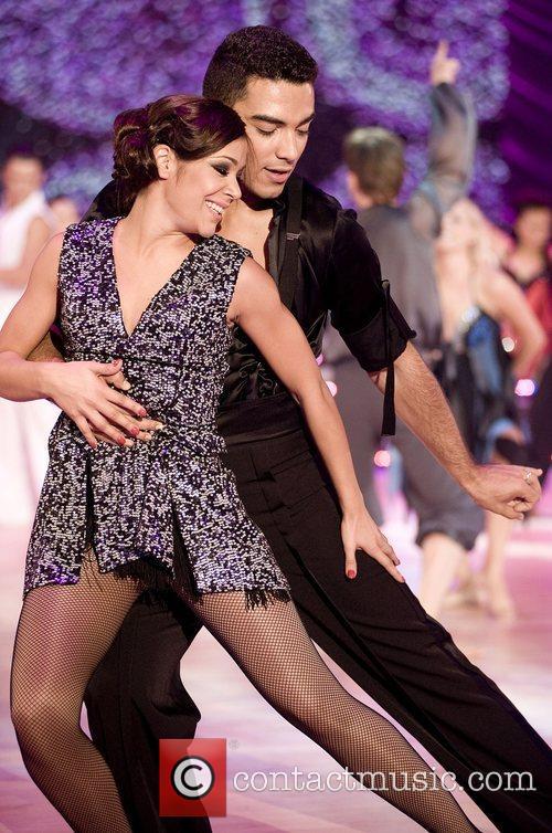 Portugal's Joao Tiago and Raquel Tavares Eurovision Dance...