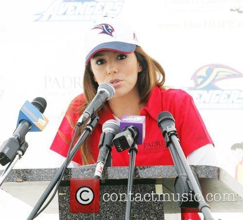 Eva Longoria Parker Inaugural Stand for Hope! 5K...