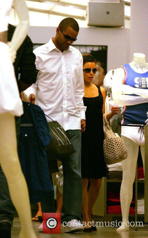 Eva Longoria and TONY PARKER 10