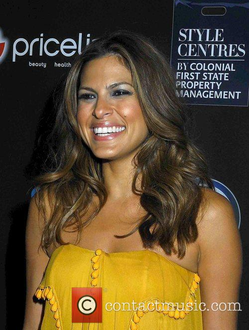 Eva Mendes '30 Days of Fashion and Beauty'...