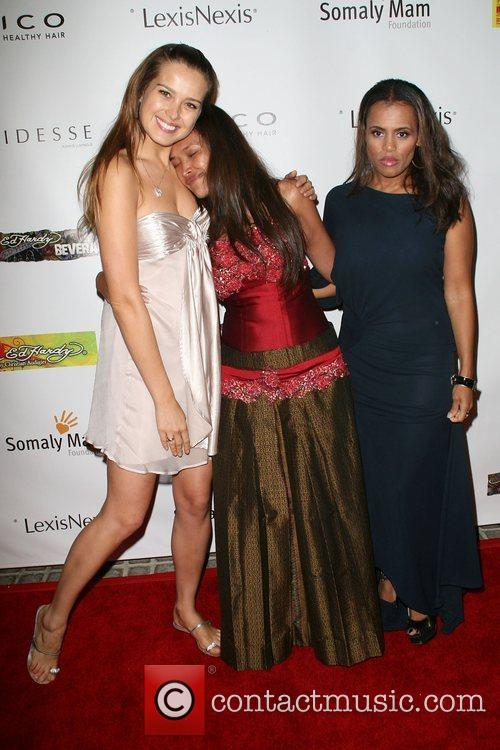 Petra Nemcova and Somaly Mam 'An Evening of...