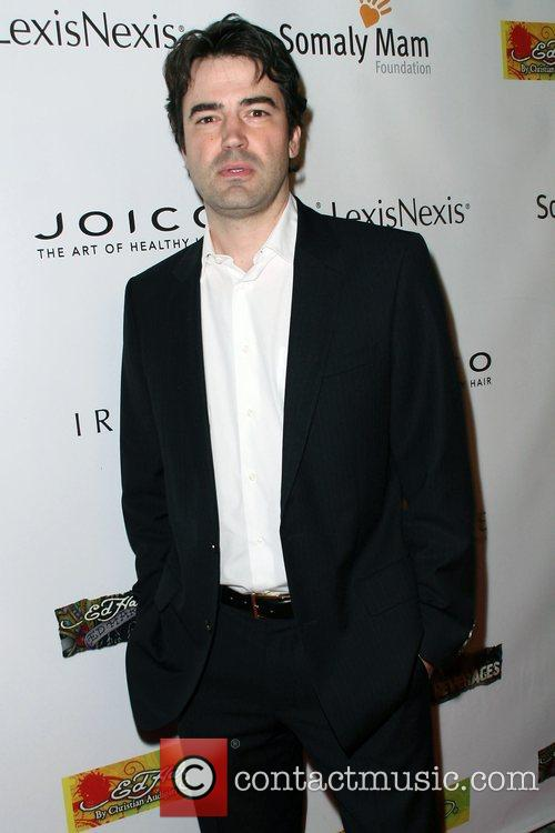 Ron Livingston 'An Evening of New Dreams' party...