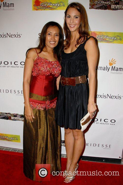 Somaly Mam and Amy Bailey 'An Evening of...