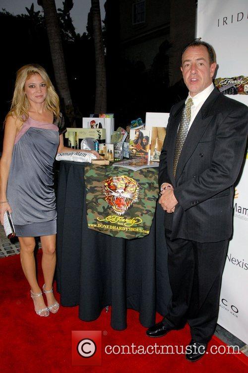 Erin Muller, Michael Lohan New Dreams Charity Dinner...