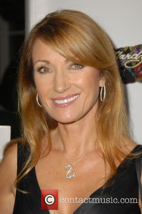 Jane Seymour New Dreams Charity Dinner in aid...