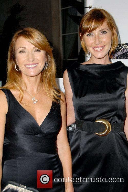 Jane Seymour and Katherine Flynn New Dreams Charity...