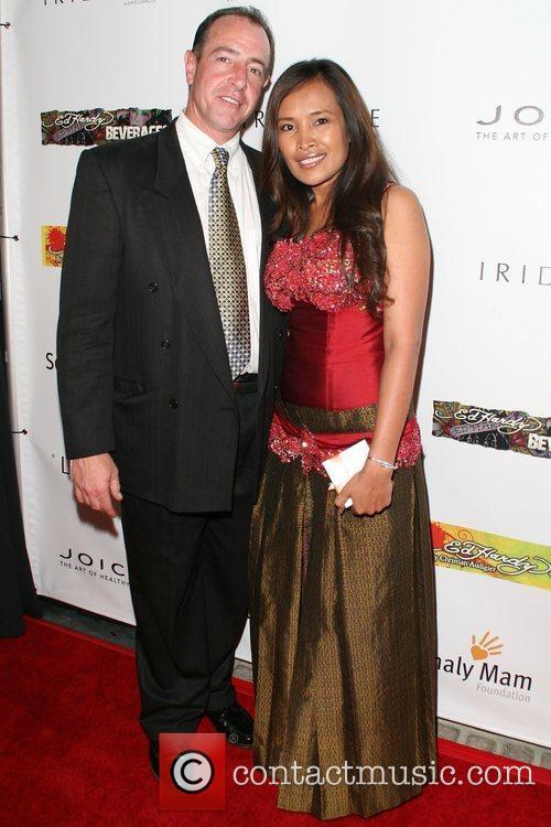Somaly Mam, Michael Lohan New Dreams Charity Dinner...
