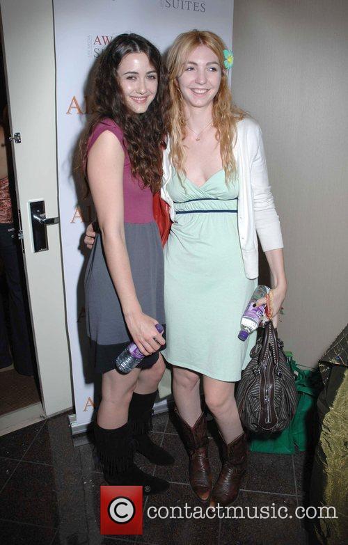 Madeline Zima and Vanessa Zima