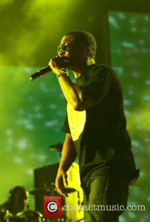 Shay Haley of N.E.R.D.  Exit Festival 2008-...
