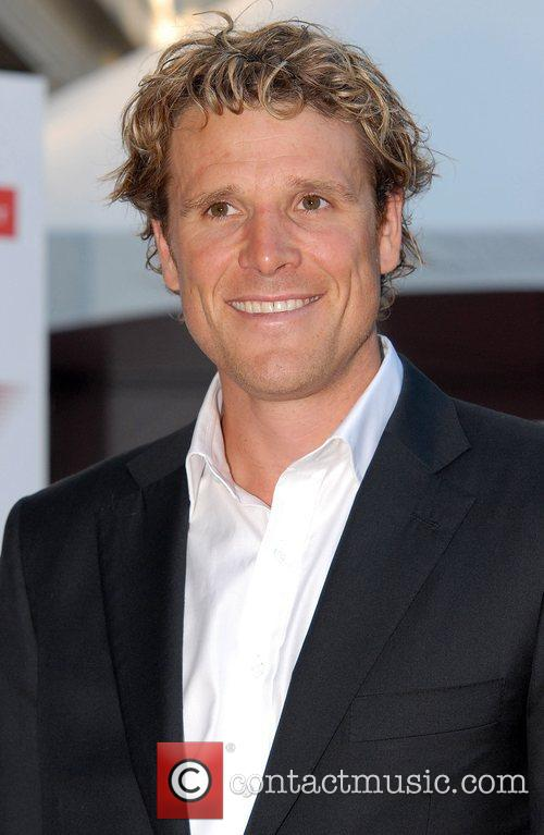 James Cracknell The F1 Party at the Bloomsbury...