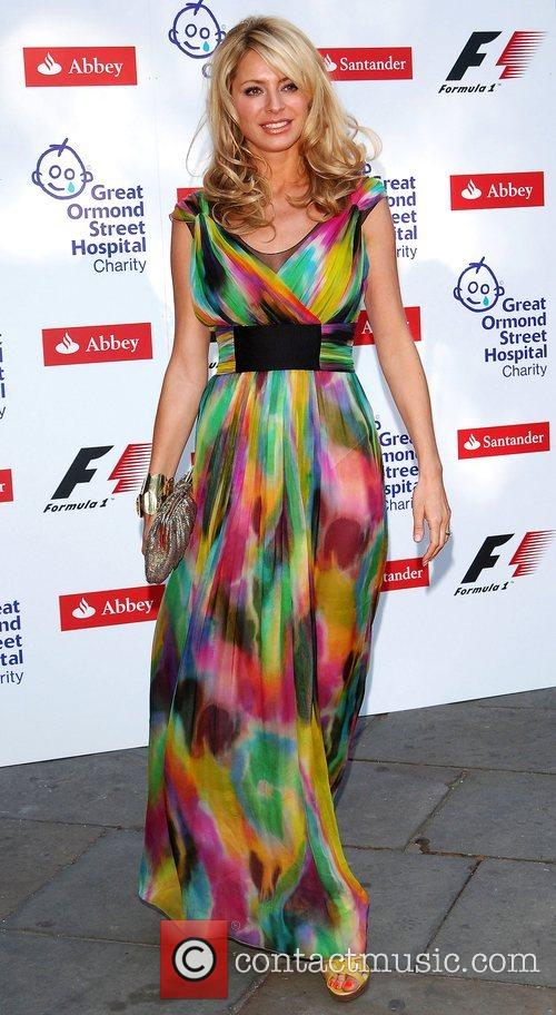 Tess Daly The F1 Party at the Bloomsbury...