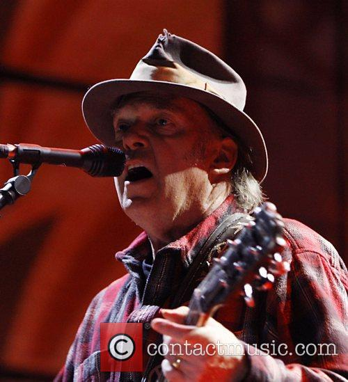 Performs during Farm Aid 2008 at the Comcast...