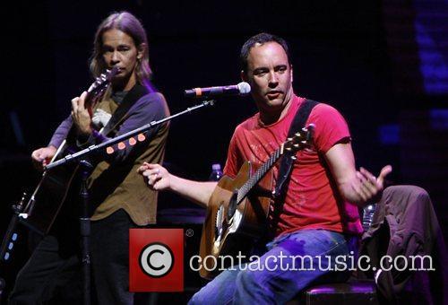 John Mellencamp performs during Farm Aid 2008 at...