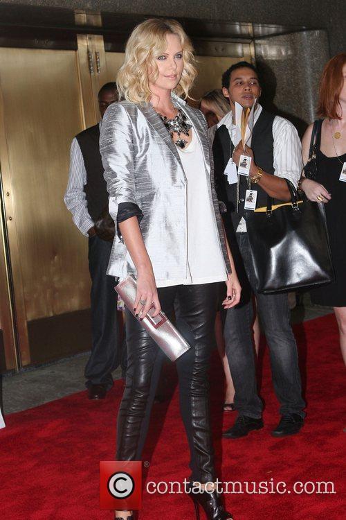 CharlizeTheron, Radio City Music Hall, Fashion Rocks