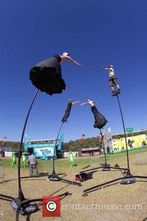 Atmosphere Festival Sudoeste - Day 2 Azambujeira do...