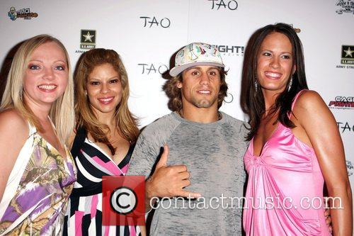 Urijah Faber and Guests Fight Magazine Celebrates its...