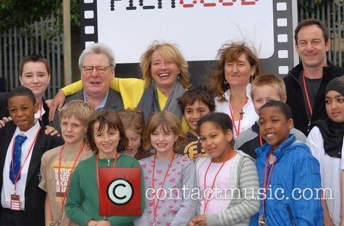 Alan Parker and Emma Thompson 5