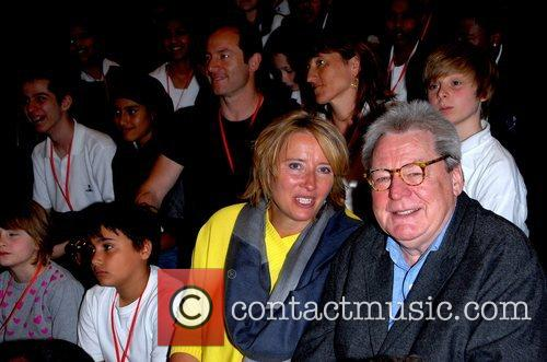 Emma Thompson and Sir Alan Parker 5