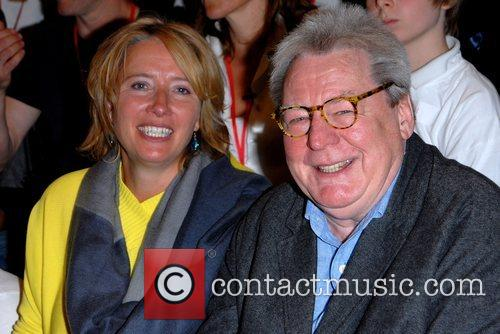 Emma Thompson and Sir Alan Parker 4