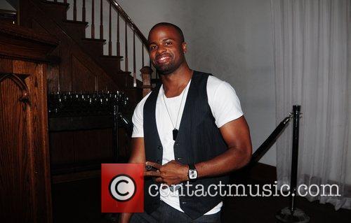 Actor Derrick L. Briggs Philadelphia International Gay and...