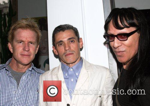 Matthew Modine, Ruben Toledo and Joey Arias 2