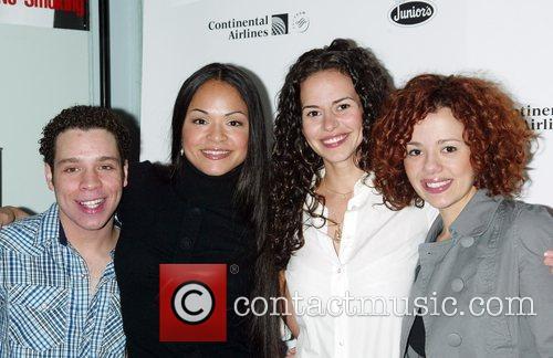 Robin De Jesus, Karen Olivo, Many Gonzalez and Janel Dacal
