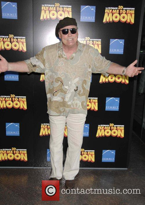 Stacey Keach The Los Angeles premiere of 'Fly...