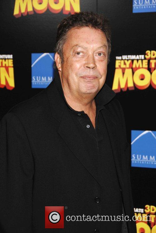 Tim Curry The Los Angeles premiere of 'Fly...