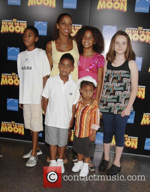 Holly Robinson Peete and family The Los Angeles...
