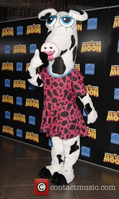 Maggie Moo The Los Angeles premiere of 'Fly...