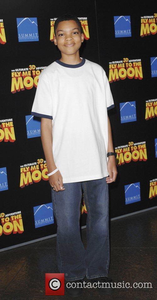 Phillip Daniel Bolden The Los Angeles premiere of...