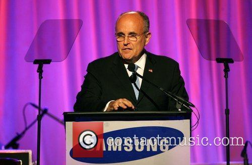 Mayor Rudolph W. Giuliani Samsung's 7th annual 'Four...