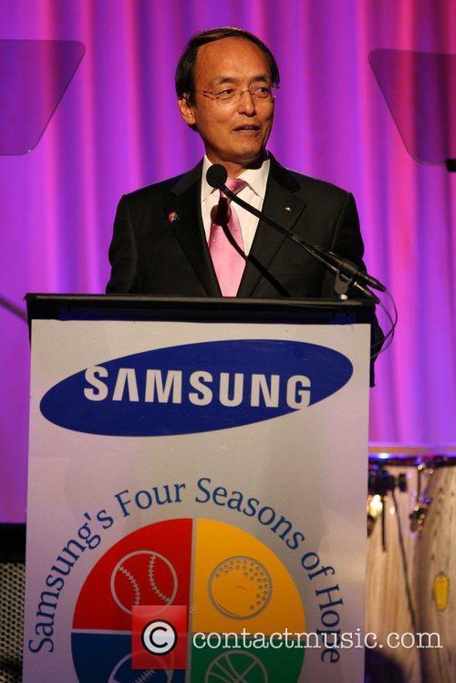 President of Samsung DJ Oh Samsung's 7th annual...