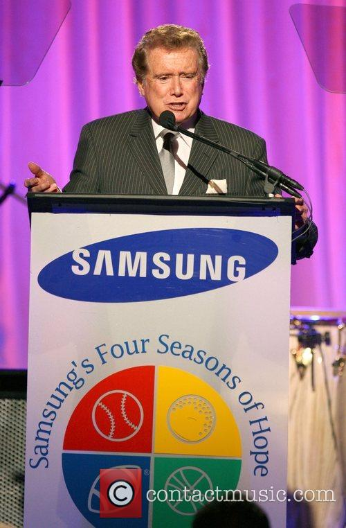 Regis Philbin Samsung's 7th annual 'Four Seasons of...