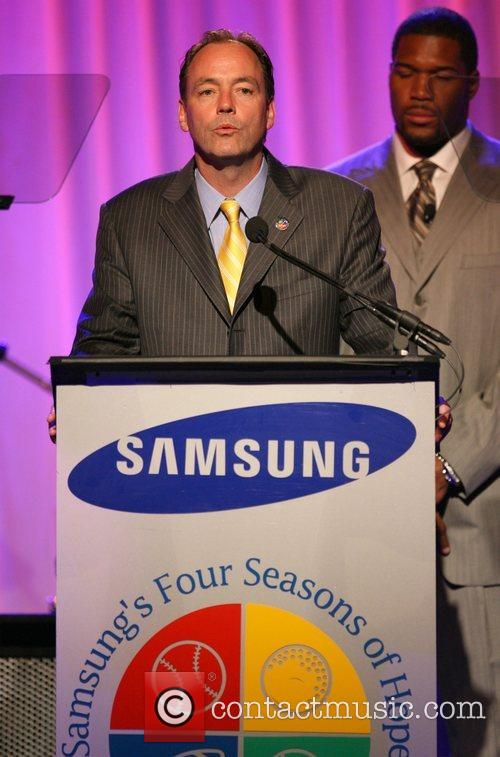 Tim Baxter Samsung's 7th annual 'Four Seasons of...