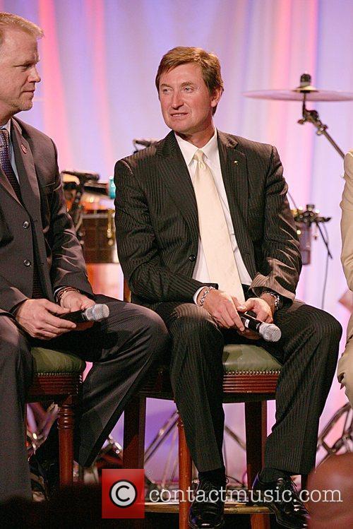 Wayne Gretzky Samsung's 7th annual 'Four Seasons of...