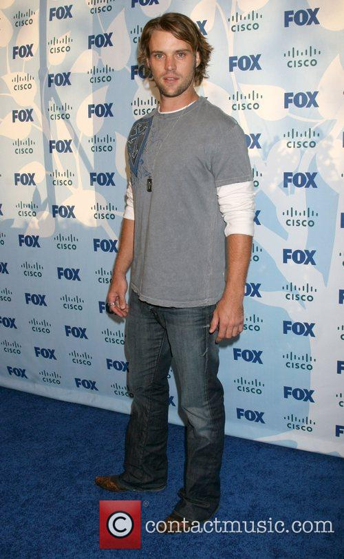 Jesse Spencer arriving at the Fox ECO Casino...